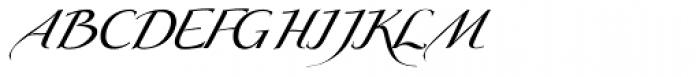 Obsession E Font UPPERCASE