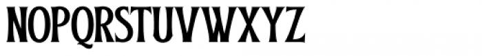 Obsypac Regular Font UPPERCASE