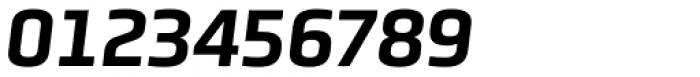 Obvia Medium Italic Font OTHER CHARS