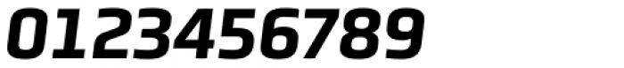 Obvia Semi Bold Italic Font OTHER CHARS
