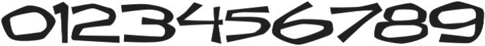 Ocovilla AOE otf (400) Font OTHER CHARS