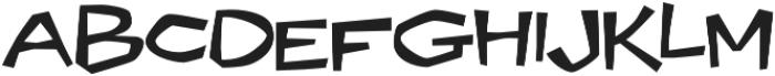 Ocovilla AOE otf (400) Font LOWERCASE