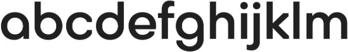 Octarine Medium otf (500) Font LOWERCASE