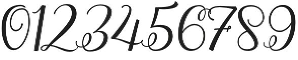 Octavia Script otf (400) Font OTHER CHARS