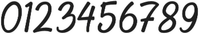 Octhovia Sans otf (400) Font OTHER CHARS