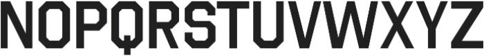 Octin College SemiBold otf (600) Font UPPERCASE