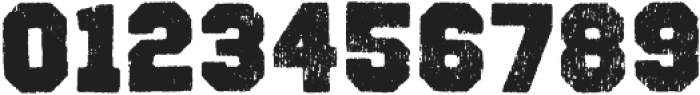 Octin Vintage A Black otf (900) Font OTHER CHARS