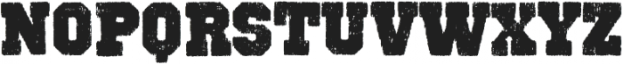 Octin Vintage B Black otf (900) Font LOWERCASE