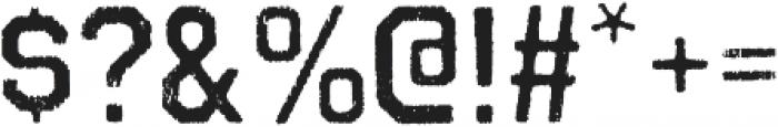 Octin Vintage B Bold otf (700) Font OTHER CHARS