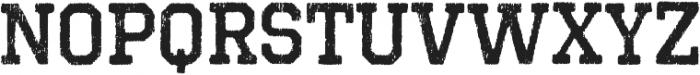 Octin Vintage B Bold otf (700) Font UPPERCASE