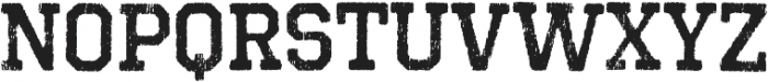Octin Vintage B Bold otf (700) Font LOWERCASE
