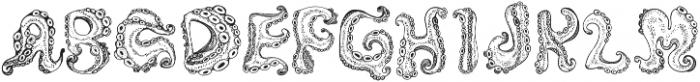 Octo otf (400) Font UPPERCASE