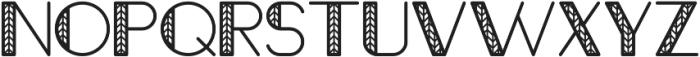 Octomorf Ivy otf (400) Font UPPERCASE