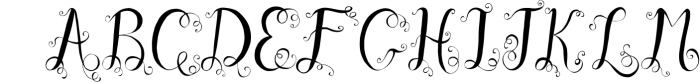 Ocean Waves Font Duo 1 Font UPPERCASE