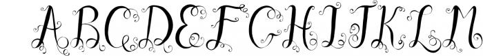 Ocean Waves Font Duo 1 Font LOWERCASE
