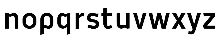 Oceania Display Medium Font LOWERCASE