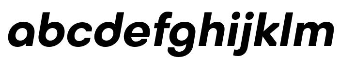 Octarine-BoldOblique Font LOWERCASE