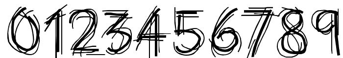 OctemberScript Font OTHER CHARS