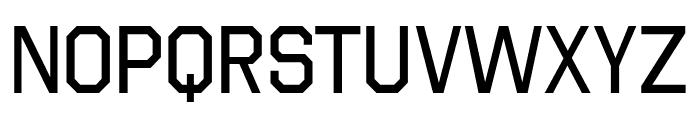 OctinCollegeRg-Regular Font LOWERCASE