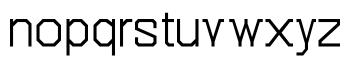 Octovetica Free Font LOWERCASE