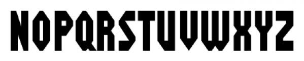 Octoville Regular Font UPPERCASE