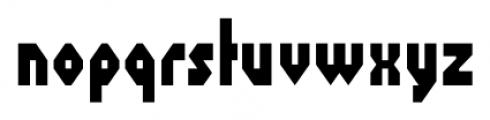 Octoville Regular Font LOWERCASE