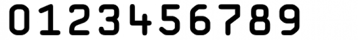 OCR A Tribute Pro Bold Monospaced Font OTHER CHARS