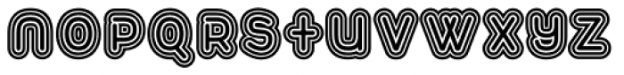 Occulista Cinco Font LOWERCASE