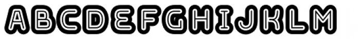 Occulista Ocho Font UPPERCASE