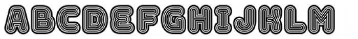 Occulista Quatro Font UPPERCASE