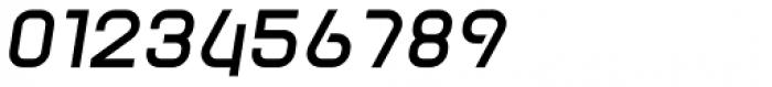 Ocean Bold Oblique Font OTHER CHARS