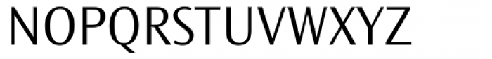 Ocean Sans MT Light Font UPPERCASE