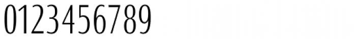 Ocean Sans Pro Condensed Light Font OTHER CHARS