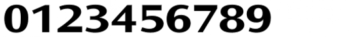 Ocean Sans Std Bold Extd Font OTHER CHARS