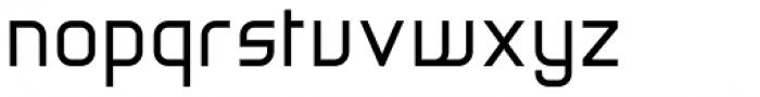 Ocean Semi Bold Font LOWERCASE