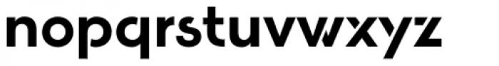 Oceanshore Semi Bold Font LOWERCASE