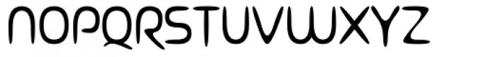 Ocelca Light Font UPPERCASE