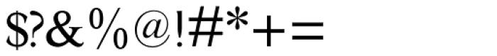 Octavian Std Roman Font OTHER CHARS