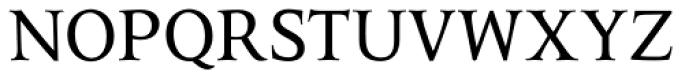 Octavian Std Roman Font UPPERCASE