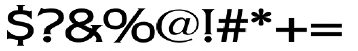 Octavian Font OTHER CHARS