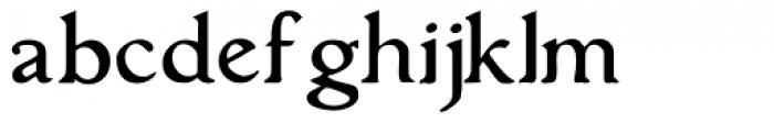 Octavian Font LOWERCASE