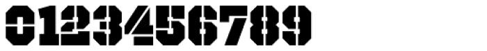 Octin Prison Black Font OTHER CHARS