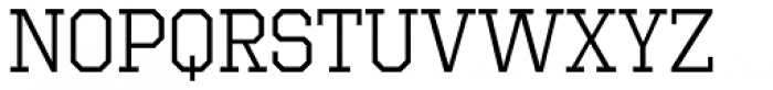 Octin Sports Book Font LOWERCASE