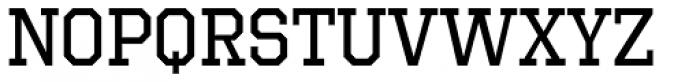 Octin Sports Regular Font UPPERCASE
