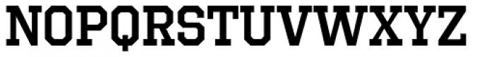 Octin Sports SemiBold Font LOWERCASE