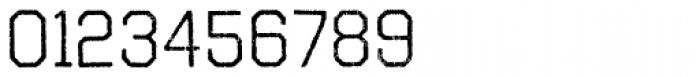 Octin Vintage A Regular Font OTHER CHARS