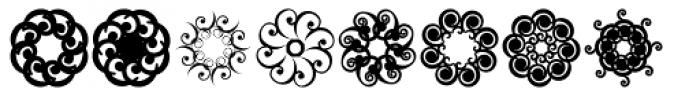 Octopies Font UPPERCASE