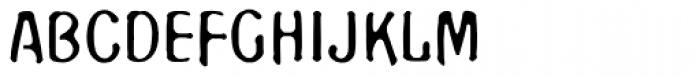 Oculus AGauge Font UPPERCASE