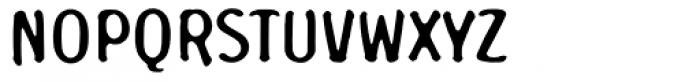 Oculus BGauge Font UPPERCASE
