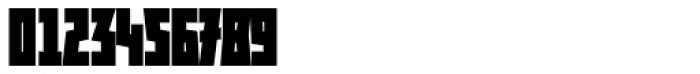 ocr-t 11 Infrablack Font OTHER CHARS